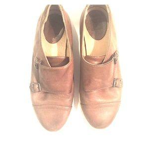 ❤️❤️Frye Mindy Monk Sneakers Size 8.5